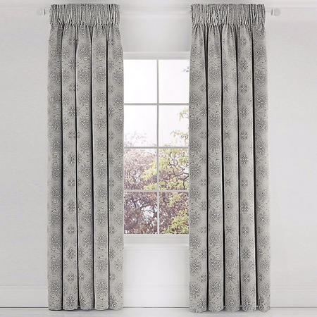 Altana Curtains Grey