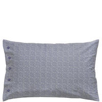 Renata Standard Pillowcase Navy