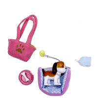 Biscuit the Beagle Dog Accessory Set