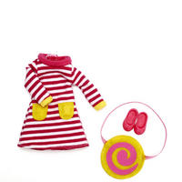 Raspberry Ripple Outfit Set