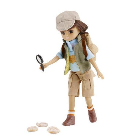 Fossil Hunter Doll