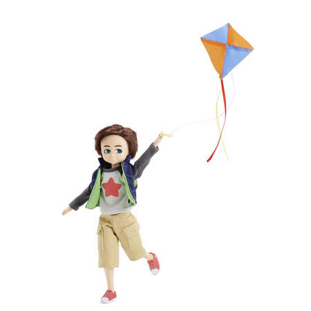 Kit Flyer Finn Boy Doll