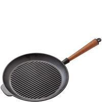 28 cm Cast Grill Pan