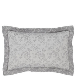 Cottonsoft Sprig Jacquard Oxford Pillowcase