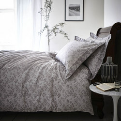 Cottonsoft Sprig Jacquard Coordinated Bedding