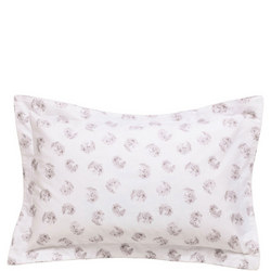 Kari Red Oxford Pillowcase