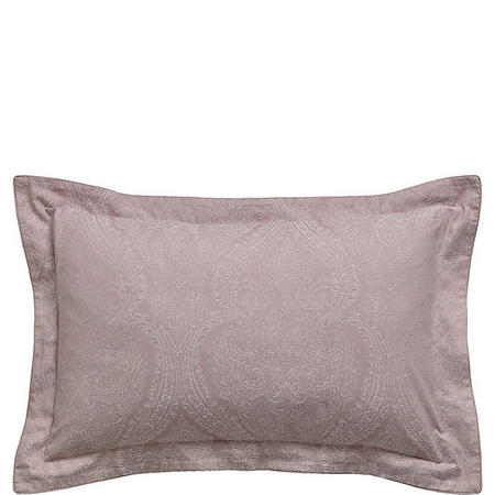 Chera Red Oxford Pillowcase
