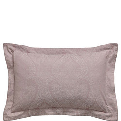 Chera Red Oxford Pillowcase
