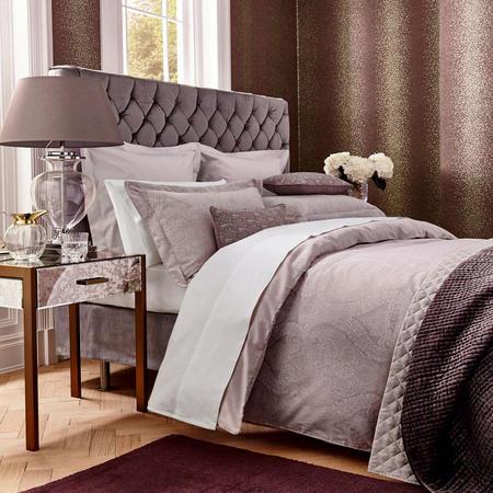 Chera Red Coordinated Bedding Set