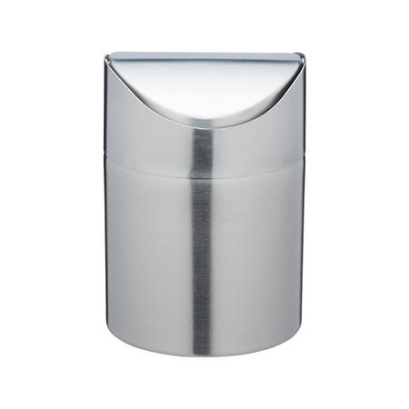 L'Express   Mini Bin Stainless Steel