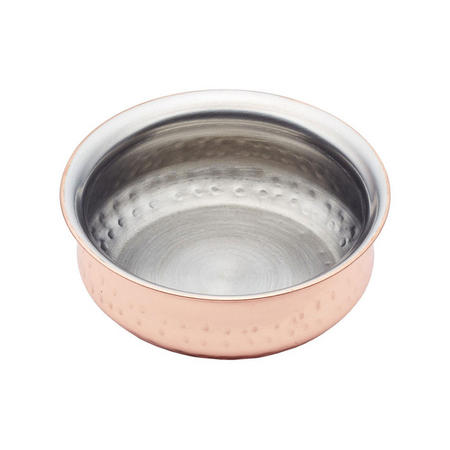 Artesa Copper Finish Mini Serving Pot