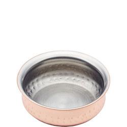 Artesa Copper Finish Mini Serving Pot