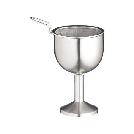 BarCraft Deluxe Wine Decanting Funnel Stainless Steel
