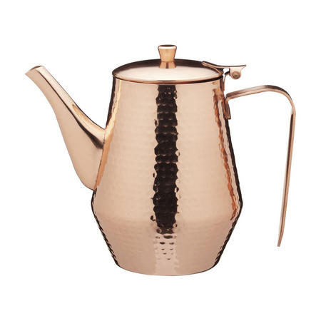 Le'Xpress 1.1L Hamme Copper Finish Coffee Pot