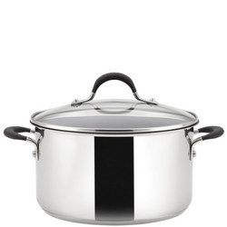Momentum Stainless Steel 24 cm Stockpot