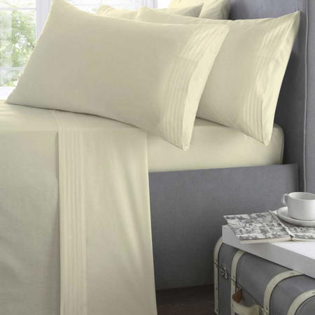 Sheet Set Savoy Cream