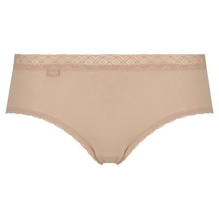 Evernew Lace Midi Brief Skin