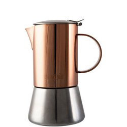 4 Cup Copper Stovetop