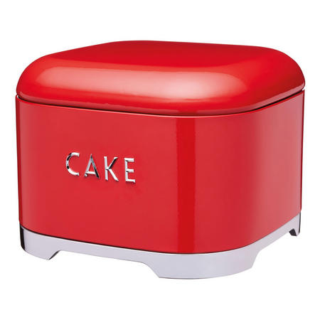 Lovello Cake Tin Red