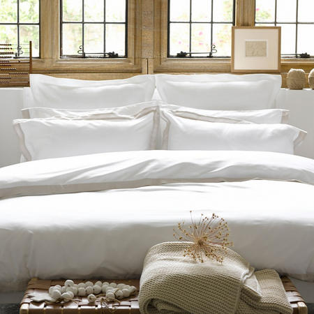Mode Oxford Pillowcase Oyster