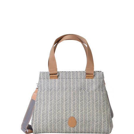 Richmond Baby Bag Grey
