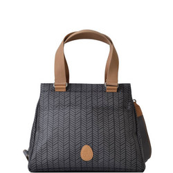 Richmond Baby Bag Grey