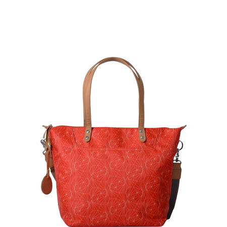 Colby Baby Bag Red