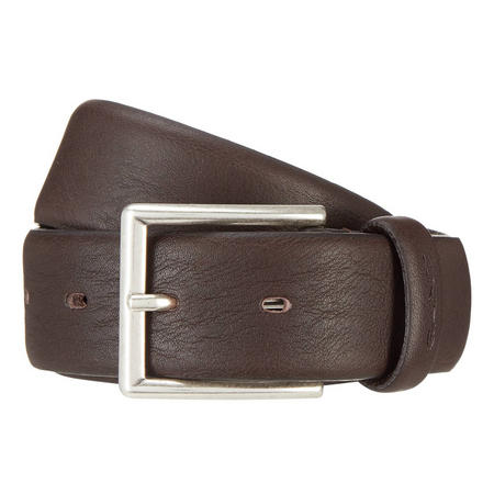 Classic Leather Belt Brown