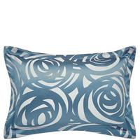 Vortex Oxford Pillowcase Dark Blue