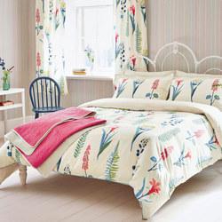 Floral Bazaar Duvet Cover Cream