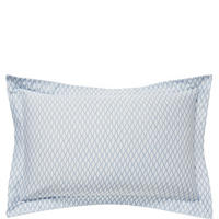 Cadogan Oxford Pillowcase Blue