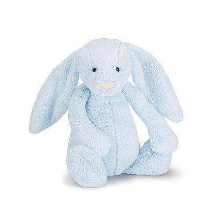Bashful Blue Bunny 51cm Blue
