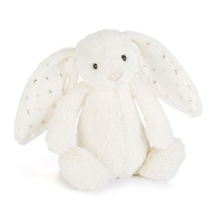 Bashful Twinkle Bunny 18cm White