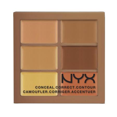 Concealer 3C Palette Deep