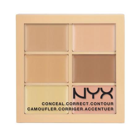 Concealer 3C Palette Light