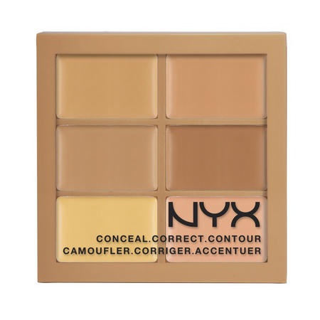 Concealer 3C Palette Medium