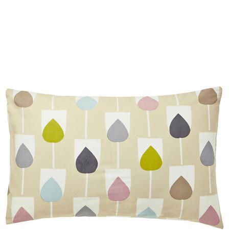 Sula Standard Pillowcase Grey