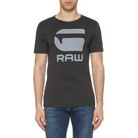 Drill Logo T-Shirt Black