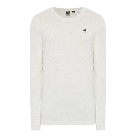 Dill Long Sleeve T-Shirt White