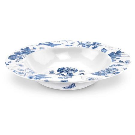 Botanic Blue 21Cm Bowl