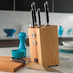R Vision Knife Block