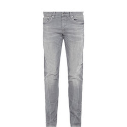 Ralston Regular Slim Fit Jeans Grey