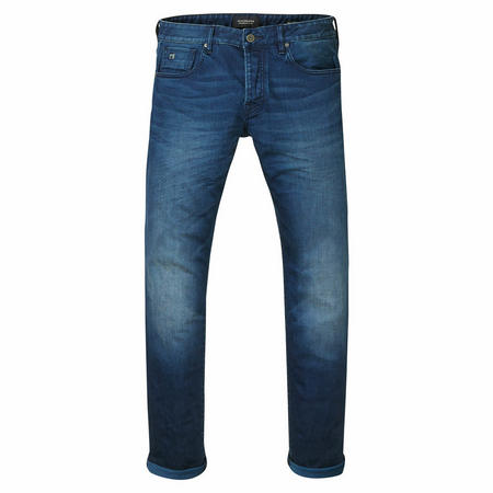 Ralston Regular Slim Fit Jeans Mid Blue