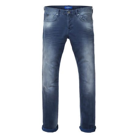 Ralston Regular Slim Fit Jeans Dark Blue