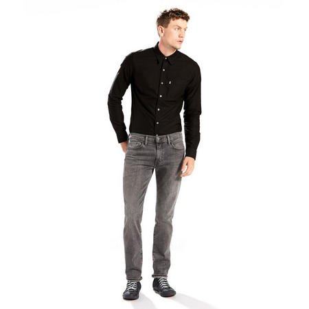 511 Slim Fit Stretch Berry Hill Jeans Grey