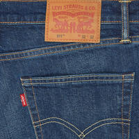 Slim Fit Jeans Mid Blue Wash