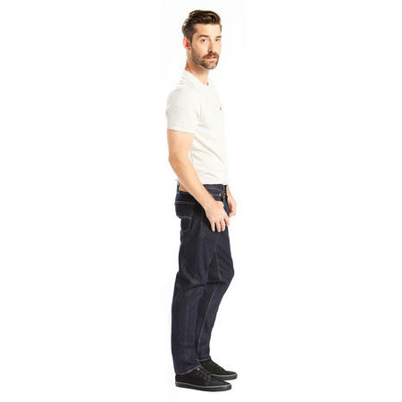 502 Regular Tapered Jeans Navy