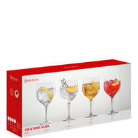 Spiegelau Special Gin and Tonic Glass Set of 4