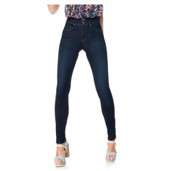 Secret Skinny Jeans Navy