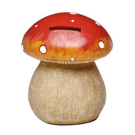 Toadstool Money Bank Multicolour